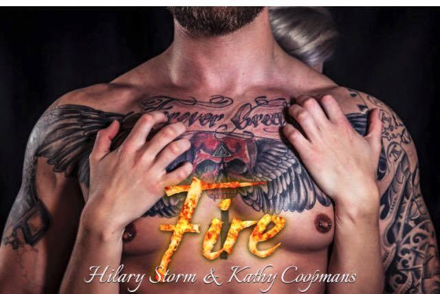 Hilary Storm Fire