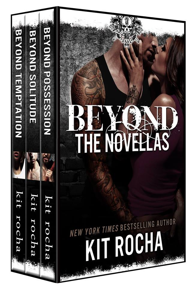Kit Rocha Beyond The Novellas