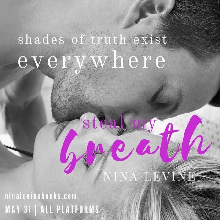 Nina Levine Steal My Breath teaser